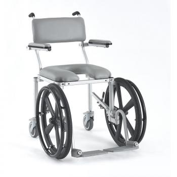 Multichair 4020rx Roll In Shower Commode Chair