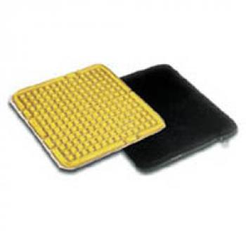 Shear Smart Polymer Cube Wheelchair Cushion