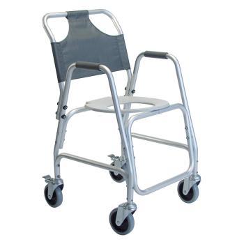 Lumex Deluxe Shower Transport Chair