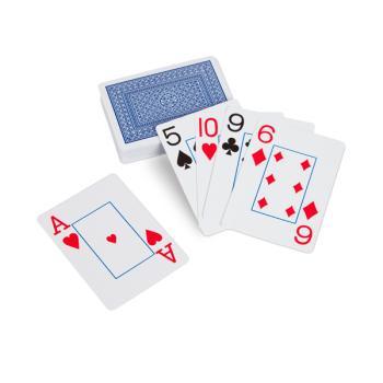 LoVision Playing Cards Large Print