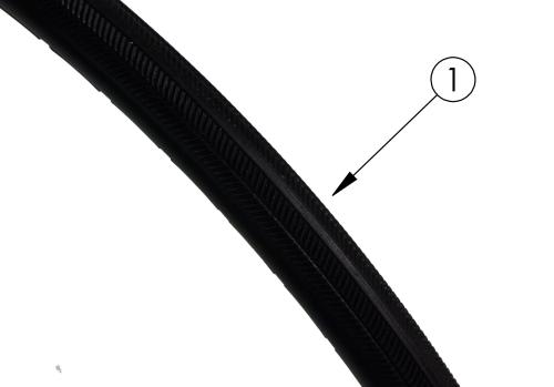 Shox Tire parts diagram