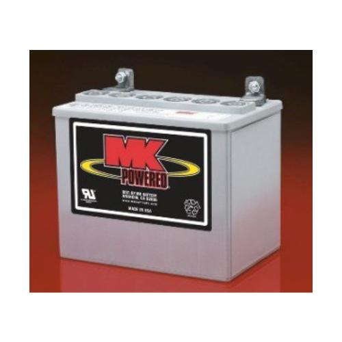U1 Sealed Gel Batteries - ( Pair )