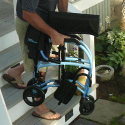 Lightweight Portable Wheelchair