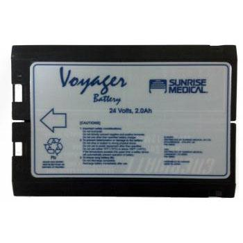 Voyager Patient Lift - Replacement Battery