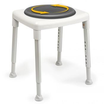 Etac Smart Shower Stool with Swivel Seat