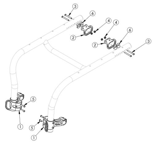 Tsunami Transit parts diagram