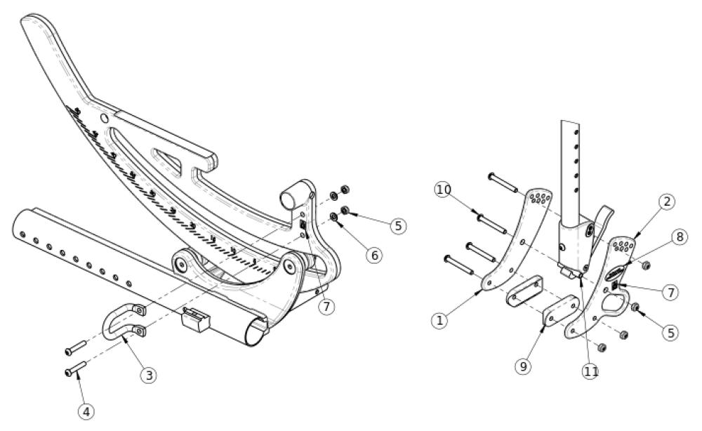 Focus Cr Transit parts diagram