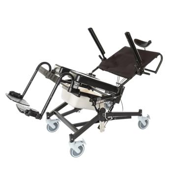 ActiveAid 285TR Tilt / Recline Rehab Shower Commode Chair