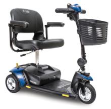 Pride GoGo Elite Travel Scooter