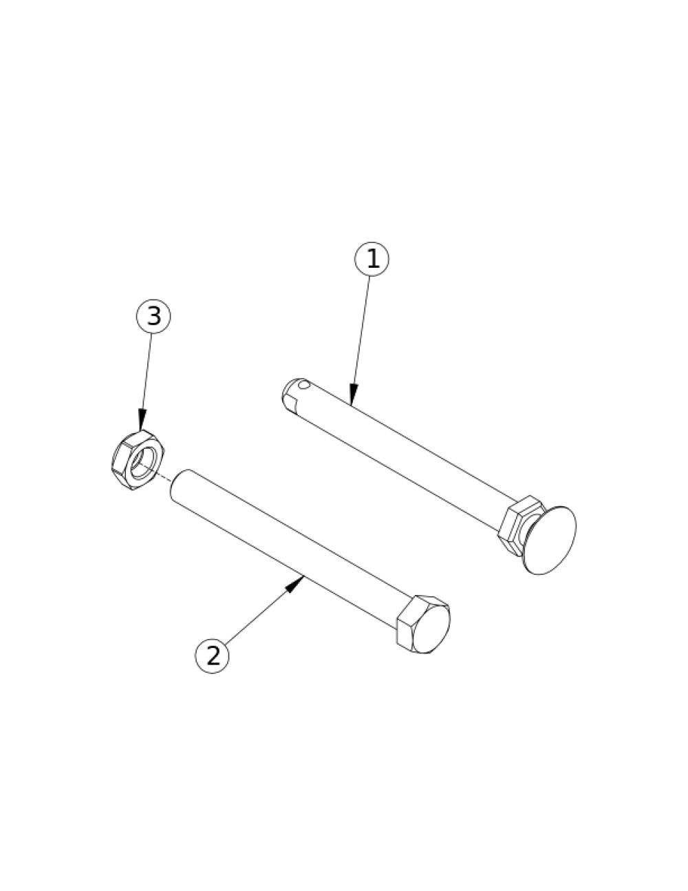 Liberty Ft Axles parts diagram