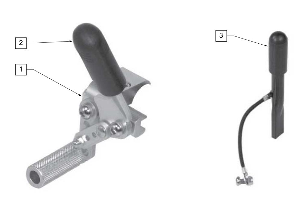 Hemi Wheel Frame Locks - Pull parts diagram
