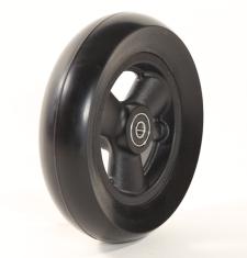 6 x 1-1/2in 3-Spoke Primo Urethane Caster Wheel