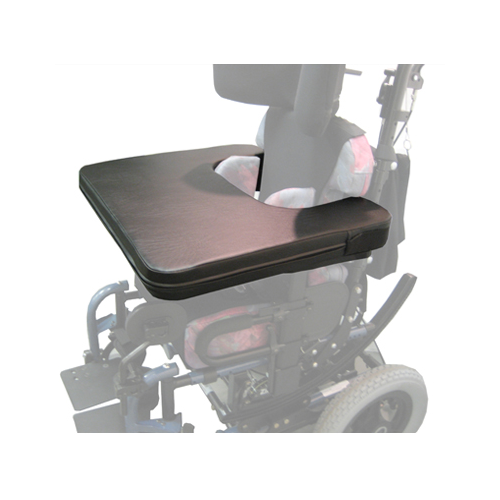 Foam Transportation Wheelchair Tray