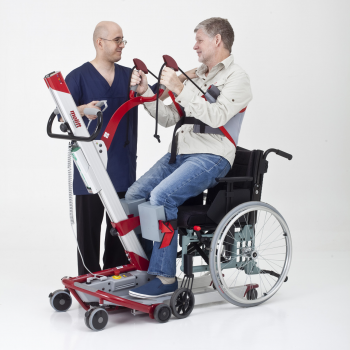 Molift Quick Raiser 2 Sit To Stand Patient Lift