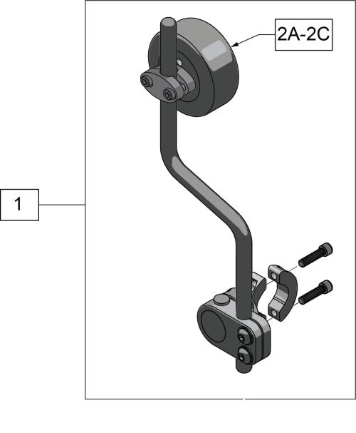 Knee Adductors parts diagram