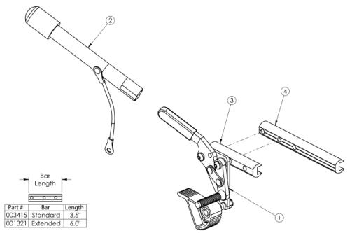 Grade Aid parts diagram