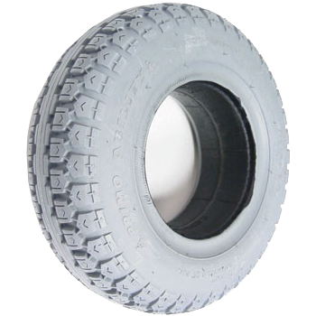 Foam Filled Wheelchair Tire (4.10-3.50-6),3 1/2