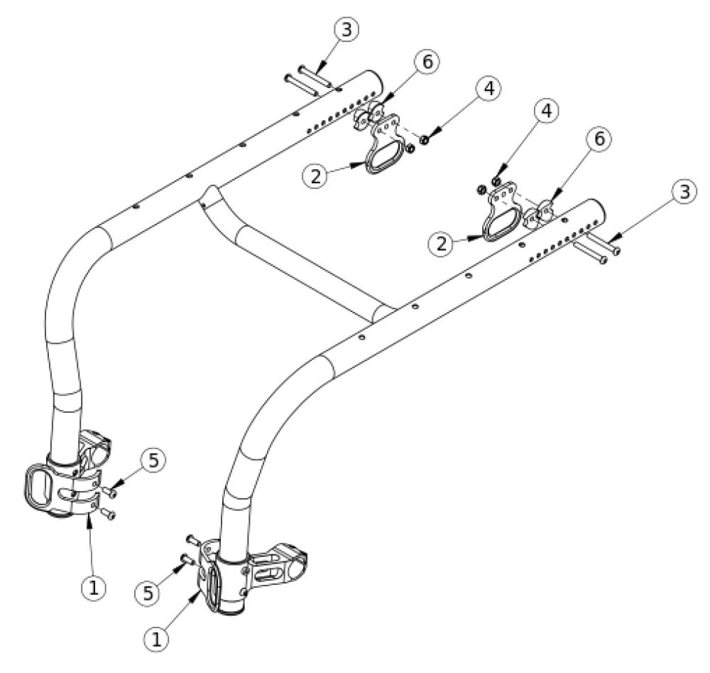 (discontinued) Tsunami Transit parts diagram