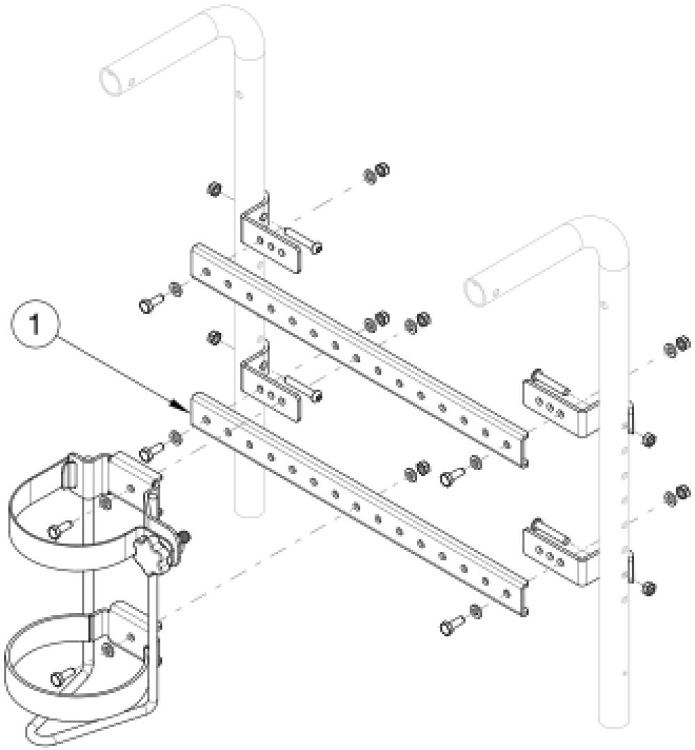 Focus Cr O2 Holder - Growth parts diagram