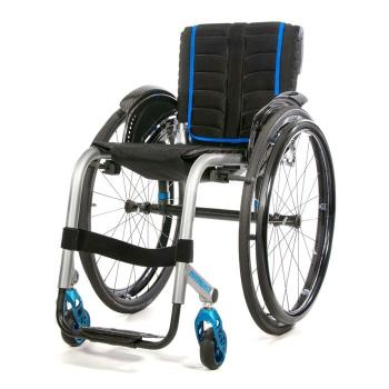 Quickie Nitrum/Nitrum Hybrid Ultralight Rigid Wheelchair