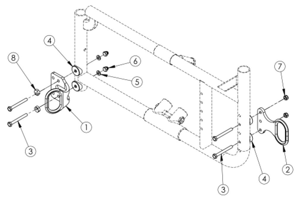 Catalyst 5 And Spark Transit parts diagram