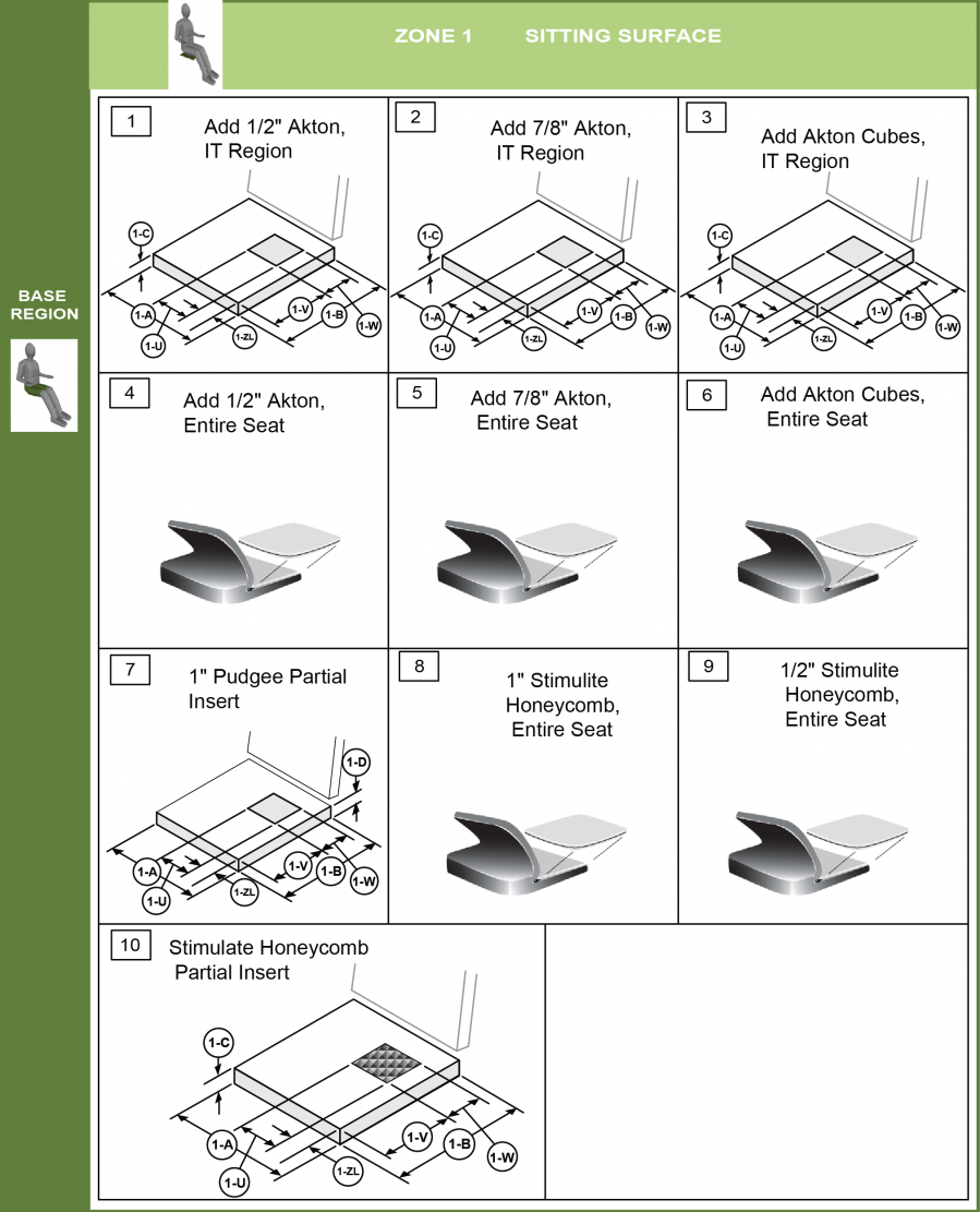 Cs-01-seat Step 4 - Select Additional Modifications (1 Of 3) parts diagram