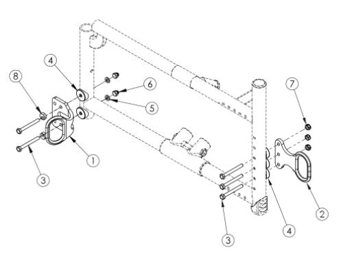 Canada Catalyst 4 Transit parts diagram