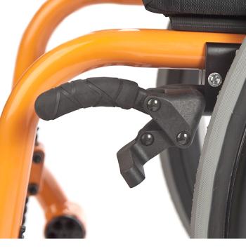 TiLite Composite Wheelchair Wheel Lock