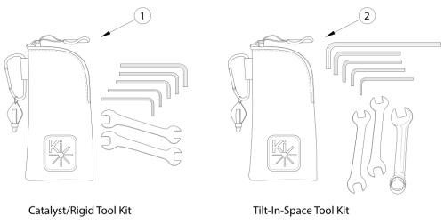 Tool Kit parts diagram