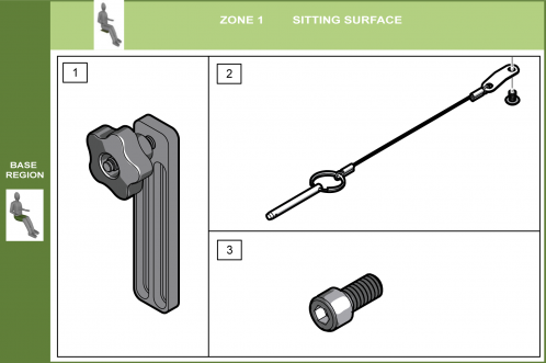 Cs-01-seat Step 6 - Select Attachment Hardware Modifications (7of7) parts diagram