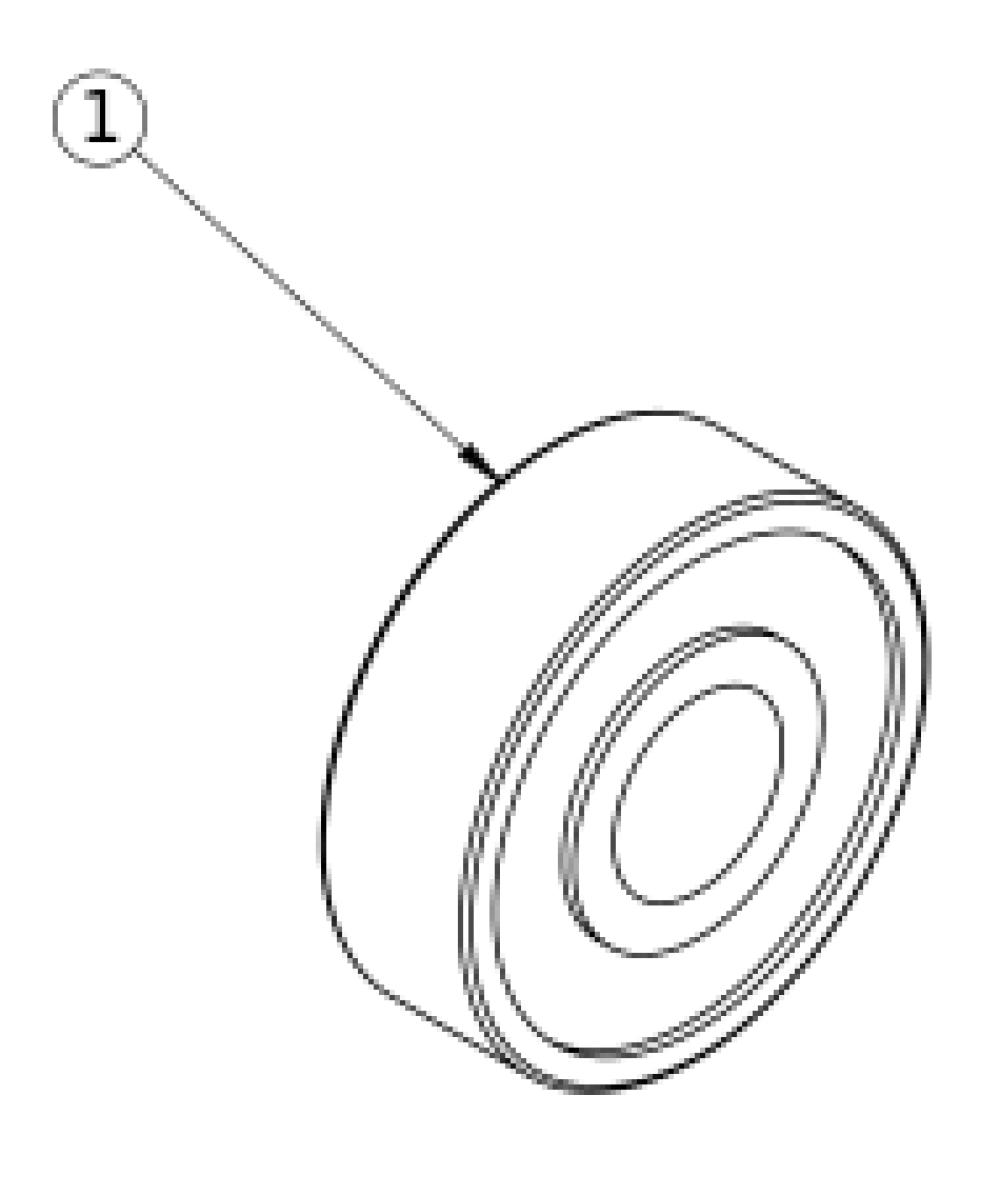Bearings parts diagram