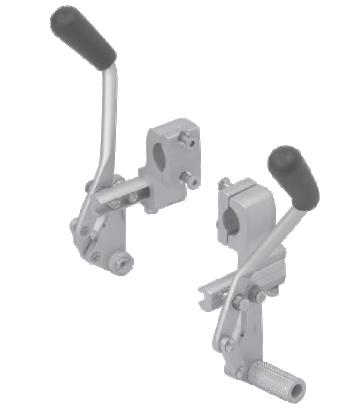 Breezy Ultra 4 Wheel Locks, Pair