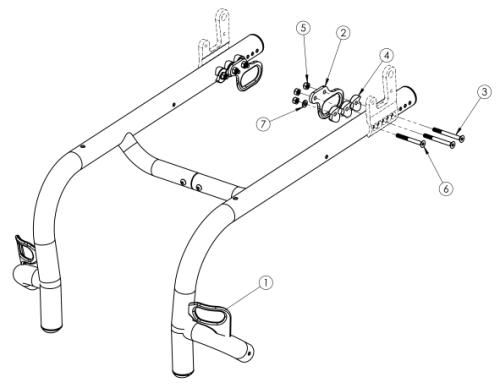 Rogue Xp Transit parts diagram