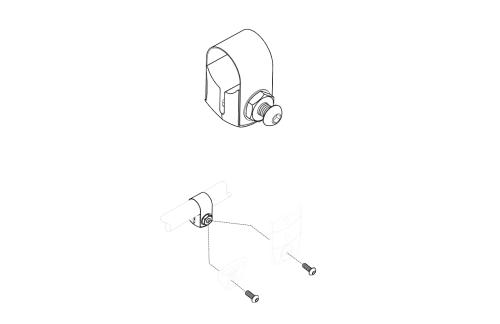 Liberty Ft Belt Mounting Bracket Kit parts diagram