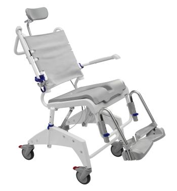 Ocean VIP Tilt Shower Commode Chair