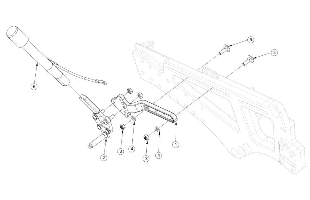 Liberty Ft Push To Lock Wheel Locks parts diagram