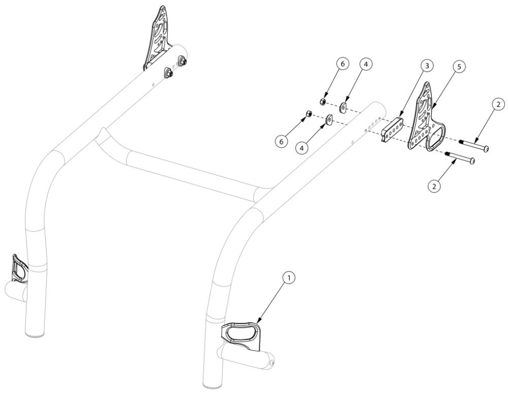 Rogue Transit parts diagram