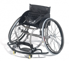 Quickie All Court Ti Sport Wheelchair