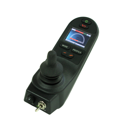 Quickie R-Net Color Display Joystick w/Toggle