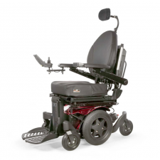 Quickie Q300 M Mini Power Wheelchair with Sedeo Pro Seating